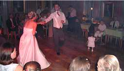 Weddingdance in Sweden